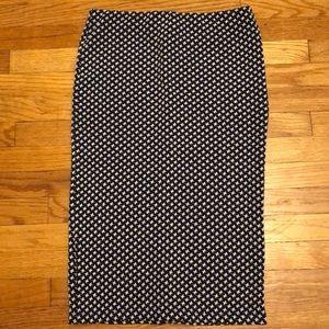 Zara Trafaluc Pencil Skirt